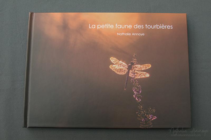La petite faune des tourbières - livre de Nathalie Annoye